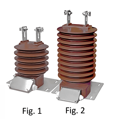 Outdoor Current Transformers (AWF Series) - Designs