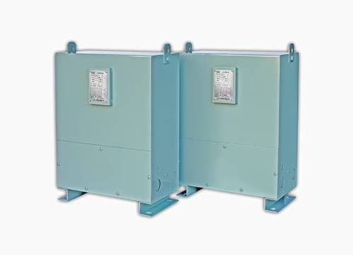 Non-Ventilated Low-Voltage Transformers